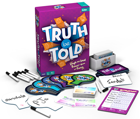Truth be Told (board game)
