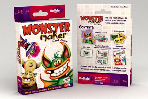 Monster Maker Package